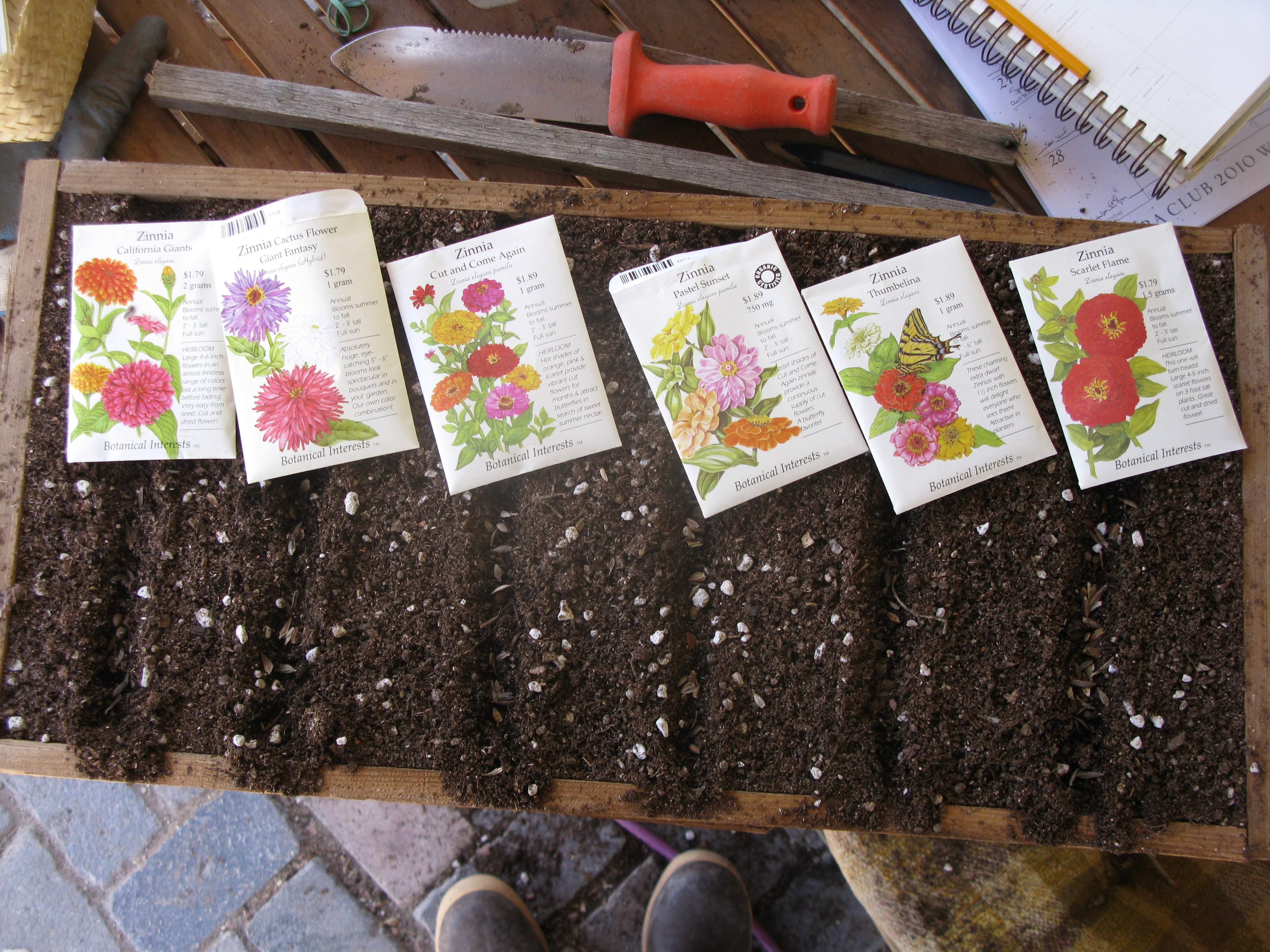 planting guide by zip code
